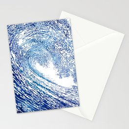Pacific Waves IV Stationery Cards