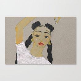 T W I G S Canvas Print