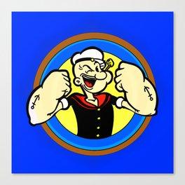 sailor man Canvas Print