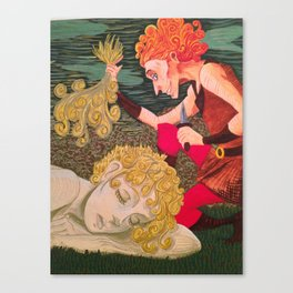 Trickster Canvas Print