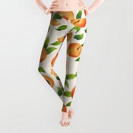 Peachy Peaches Leggings