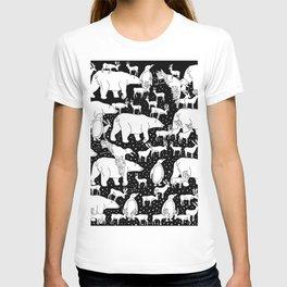 Polar gathering T-shirt
