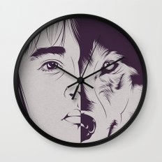 B.S. Wall Clock