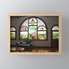 Bathed in Light Framed Mini Art Print