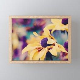 flowers I Framed Mini Art Print