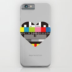 Depression Slim Case iPhone 6s