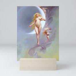 "Luis Ricardo Falero ""The Planet Venus"" Mini Art Print"