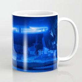 scifi gas station Coffee Mug