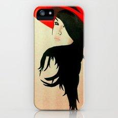 Red 1.0 iPhone (5, 5s) Slim Case
