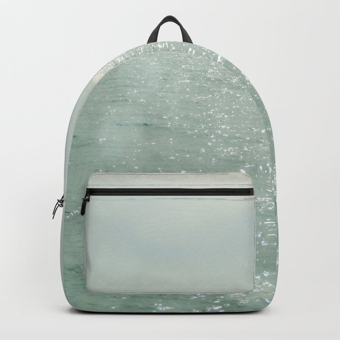 The Silver Sea Backpack