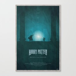 The Order of the Phoenix Canvas Print