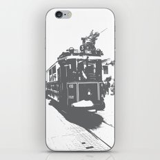 WE LOVE ISTANBUL iPhone & iPod Skin