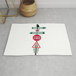 One Way Or Another Rug