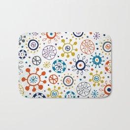 Doodle Organic Bath Mat