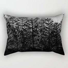 Nocturne No. 4  Rectangular Pillow