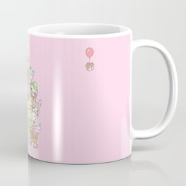 Animal Crossing (pink) Coffee Mug