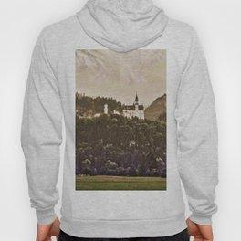 Castle Neuschwanstein Hoody