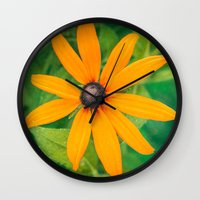 shining Wall Clocks featuring Shining by DejaReve