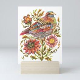 Feather Song Mini Art Print