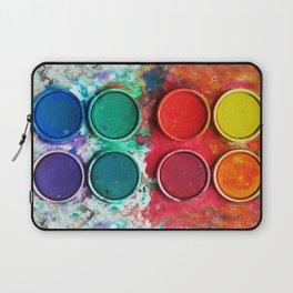 Paintbox Color Palette Laptop Sleeve