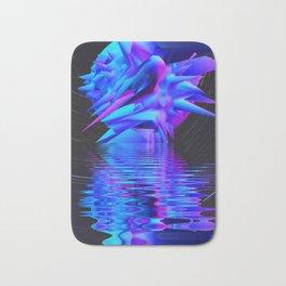 3d planet Bath Mat
