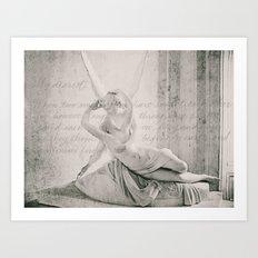 Immortalized Art Print