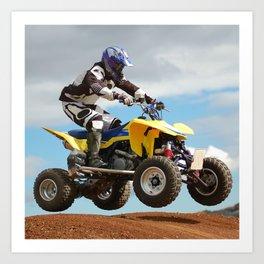 ATV Air Art Print