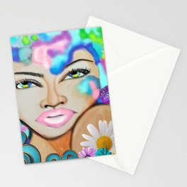 YEMHI YEAHH Stationery Cards