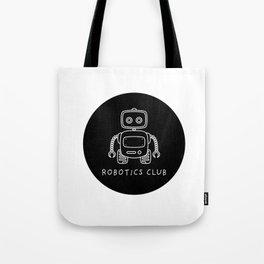 Robotics Club - Robot Fan Tote Bag