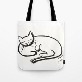 Cat II Tote Bag