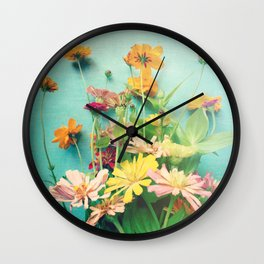 I Carry You With Me Into the World Wall Clock