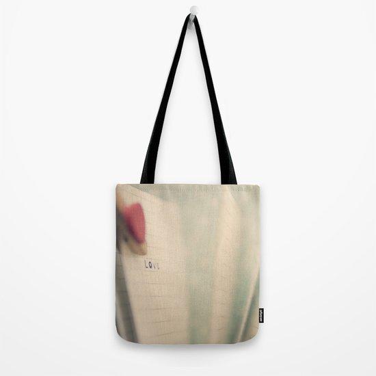 p.s i love you Tote Bag