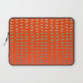 Ultra Orange Bang  Laptop Sleeve