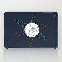 physics iPad Cases featuring Cat-ion by Picomodi