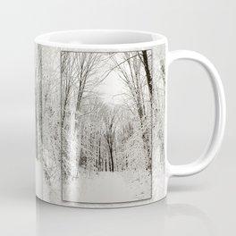 Snow Trail Coffee Mug