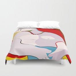 Picasso - The Dream Duvet Cover