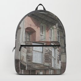 Old Houses Of Istanbul Backpack
