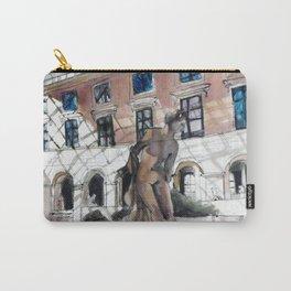 Paris Sketchbook Carry-All Pouch