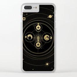 Mercury Orbit Clear iPhone Case