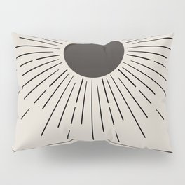 Sun and ocean Pillow Sham