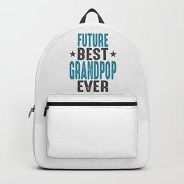 Gift for Grandpop Backpack