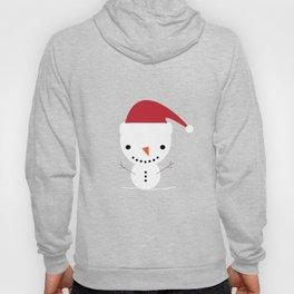 Cute snowman Hoody