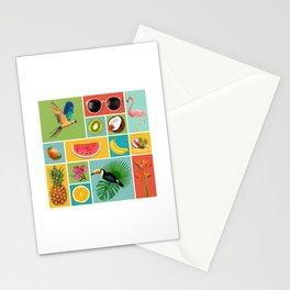 Summer Panopticum Stationery Cards