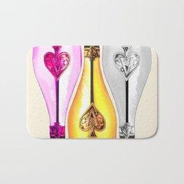 Ace of Spades Champagne Bath Mat