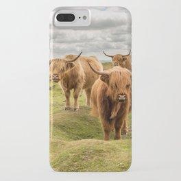 Three Highlanders iPhone Case