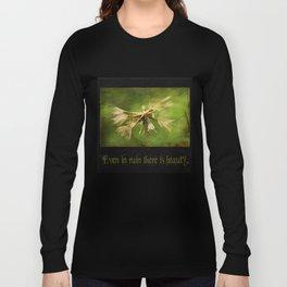 Dandelion ~ Beauty in Ruin ~ Ginkelmier Inspired Long Sleeve T-shirt