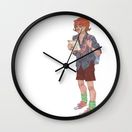 Jehan Wall Clock