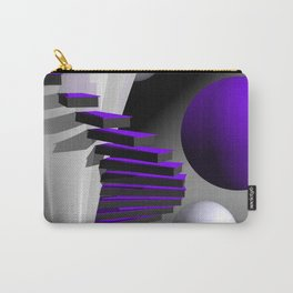 go violet -12- Carry-All Pouch