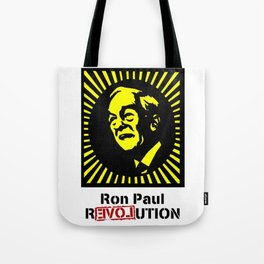 Ron Paul: Reloveution Tote Bag