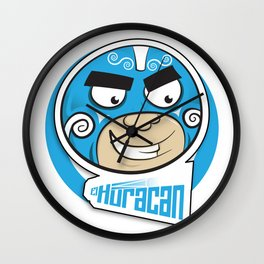 EL HURACAN... Wall Clock